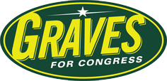 Graves for Congress Logo